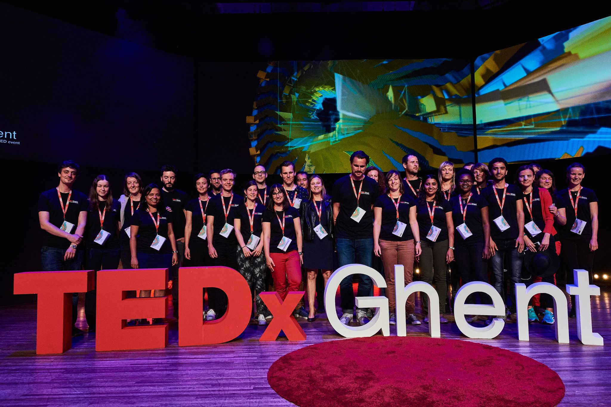 What I learned as a volunteer at TEDxGhent - musings, featured -