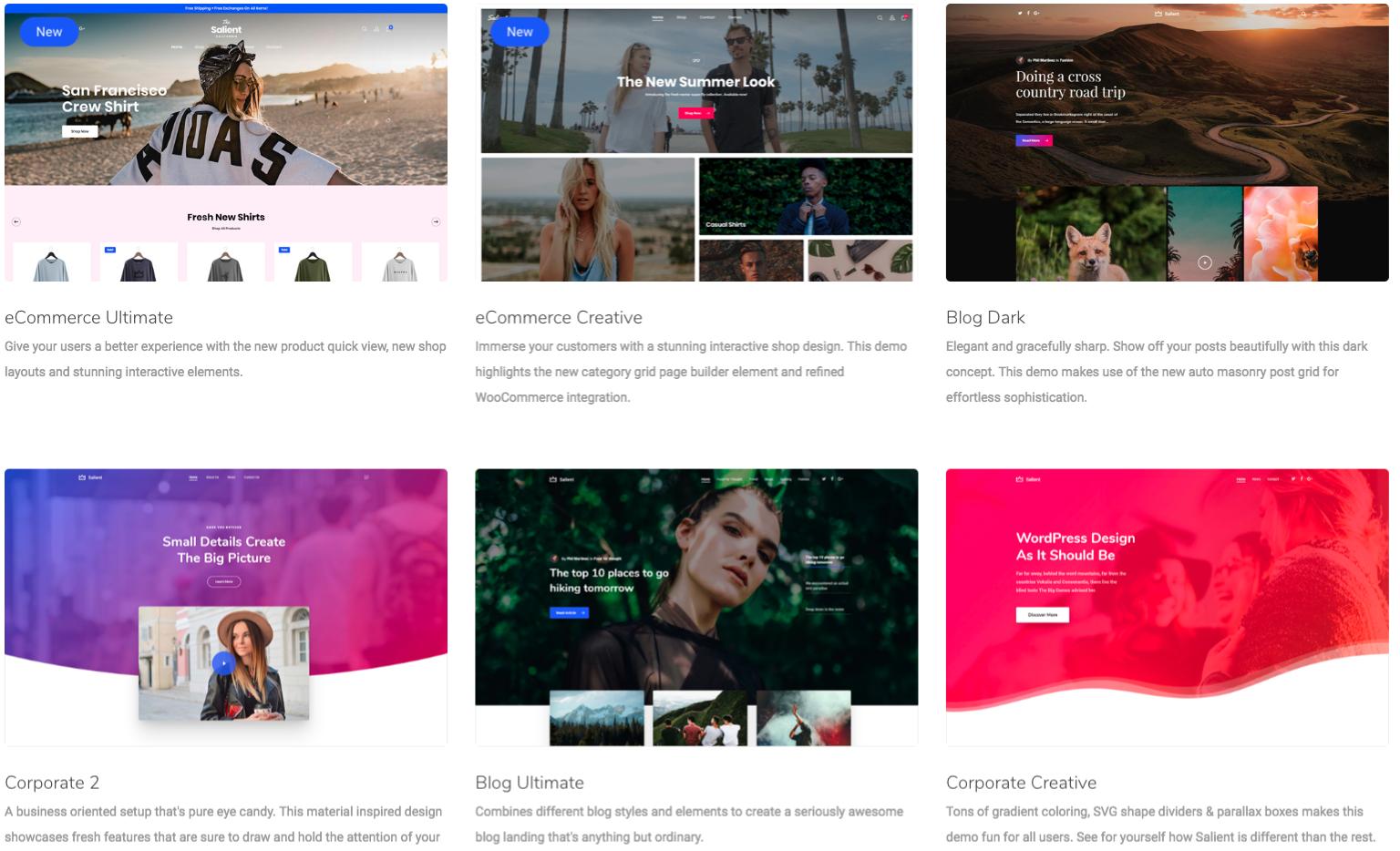 My favorite Wordpress themes - entrepreneurship-finance -