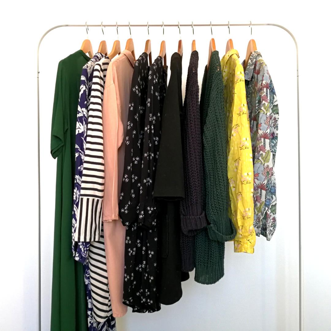 My capsule wardrobe: only 29 pieces - featured, fashion-beauty - ethical fashion, capsule wardrobe, all-year, 29 pieces